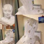 Modellazione dell'argilla, Prisca.