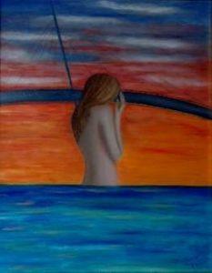 """""""Ricordi"""" olio su tela 40x50cm 2013"""